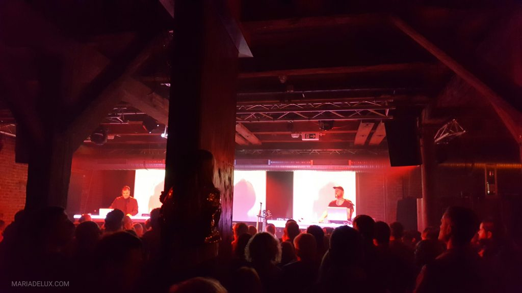 SONO live in Hamburg